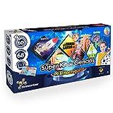 Science4you-Super Kit de Ciencias de El Hormiguero – Juguete Científico 60 Experimentos y un...